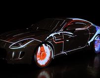 Jaguar F-Type R Mapping