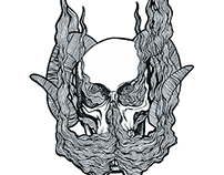 Skull 'n smoke