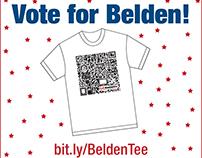 InfoComm QR T Shirt Design