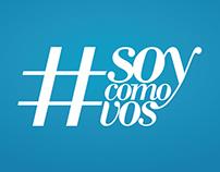 #soycomovos - CONADIS - MDS