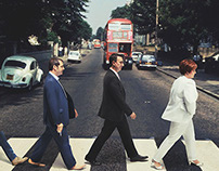 Remake Abbey Road | Les Affaires Magazine