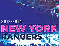 New York Rangers 2013-2014 | Infographic