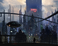 Sci-Fi Environments