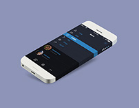 Shopping apps Design