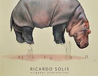 Ricardo Solis exhibition