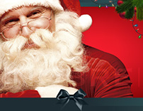 Cartão de Natal - Nobre Empresarial
