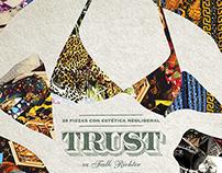 TRUST, ópera - Diseño y arte