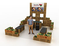 Stand Feria Seguridad Alimentaria