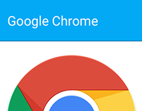 Google Chrome Icons: Material Design