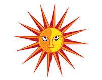 India Design Store | Sun Coasters