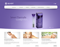 Selvert Sample Web Work