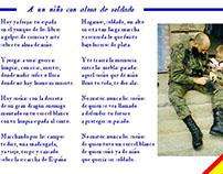 A un niño con alma de soldado