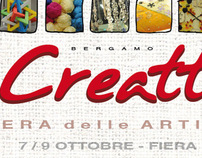 MOTIONGRAPHICS: Spot Fiera Creattiva, Bergamo