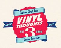 Vinyl Thoughts - Art Show 3: Drawn Together