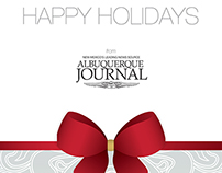 ABQ Journal Christmas Card