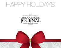 ABQ Journal Christmas Card