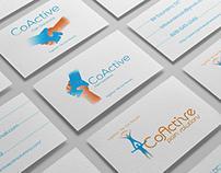 CoActive (logo/logotype design)