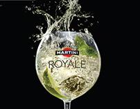 POS material Martini