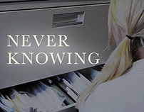 Opening Title Sequence for Never Knowing