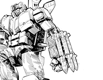 Transformers Alpha Bravo
