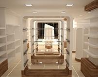 Marine equipment showroom concept design 01