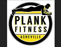 Plank Fitness logo
