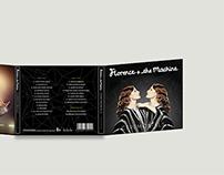 Florence + the machine Album Redesign