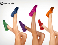Crocs - Step into Color