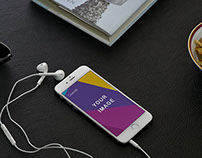 iPhone 6 - Mockup (1) - Download FREE