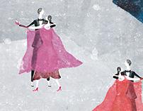 snow waltz