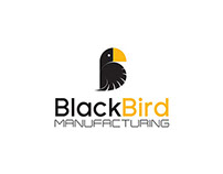 Black Bird Manufacturing Logo