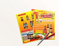Hao Huong Fish sauce Leaflet