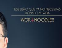 Wok - Dona un libro