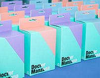 Doctor Manzana Branding