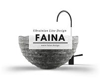 FAINA | Vash-basin VULYK
