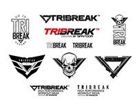 TRIBREAK Logo variations
