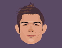 Portrait: Cristiano Ronaldo