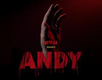 NETFLIX - A Classsic Horror Story: Andy