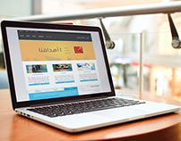 Shehab website - Responsive bootstrap design