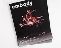 Embody – Körpersprachen