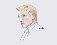 Portraits: Daniel Craig