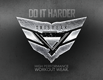 TRIBREAK Banner and Graphics