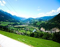 Austria - Wien - Alpendorf