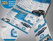 Providence Auto Group TriFold Brochure