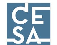 CESAM logo design