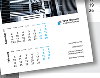 Business Calendar Template 2015 (2014)