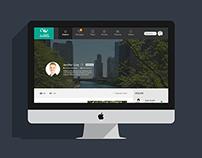 Social Media Web App