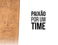 Art in Shape - Santos F.C.