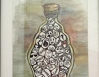 Illustration: Bottled Up II
