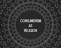 Taxonomy / Consumerism as Religion
